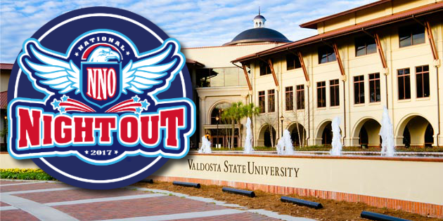 National Night Out Coming to VSU Front Lawn