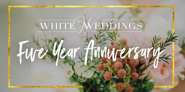 White Weddings Encourages Customers Beyond the Wedding Day
