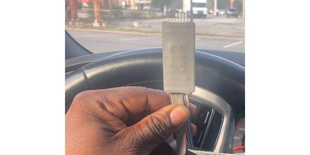 VPD Officer Finds Credit Card Skimmer at Local Gas Station