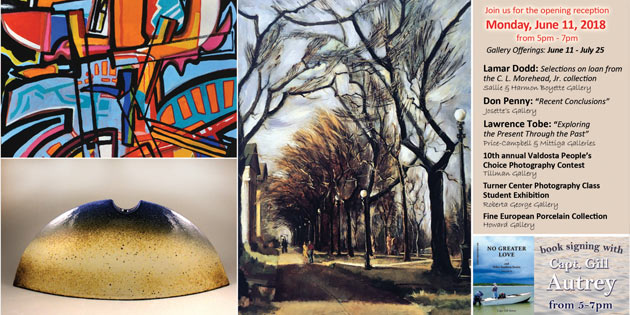 Gallery Opening Reception to be Held June 11